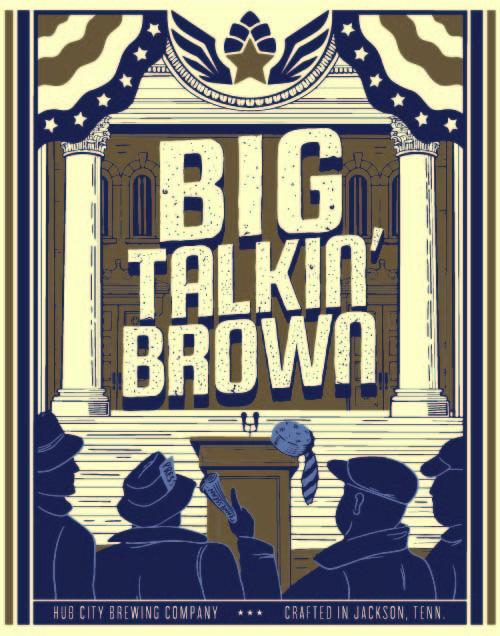 Big Talkin' Brown