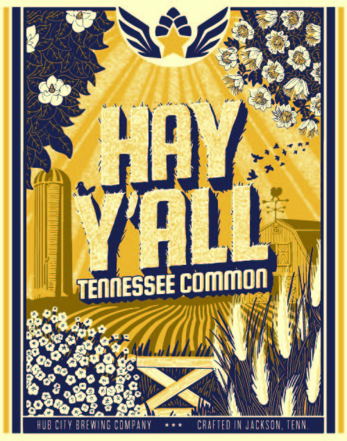 Hay Y'all Tennessee Common