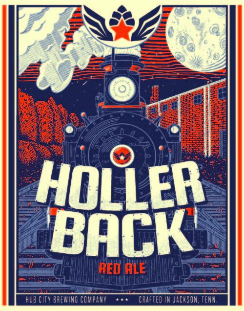 Holler Back Red Ale